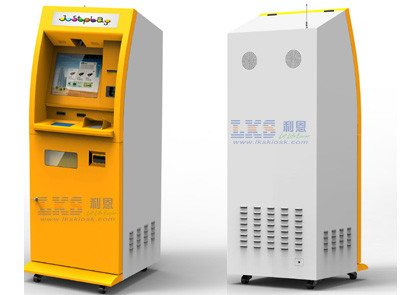 Bill payment kiosk Banknotes payment machine