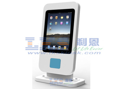 Android Interactive Information Kiosk NFC Card Reader 10-points Capacitive Touch Screen